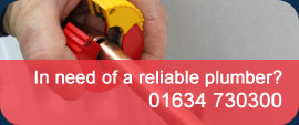 reliable plumber in strood and rochester